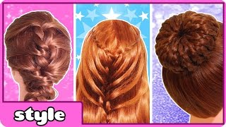 braid hairstyles   braid hair tutorial   collection of hairstyle tutorial by hooplakidz style