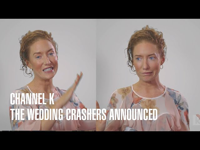 The Wedding Crashers Announced - Channel K
