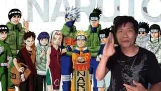 Naruto Characters Intro Anime in Sign Language ナルトのキャラクター紹介です手話でアニメ