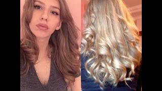 КУДРИ ЗА 5 МИНУТ|EASY HAIR TUTORIAL