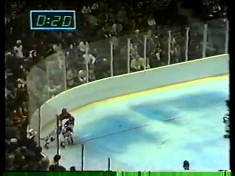1980 USA Miracle on Ice final minute