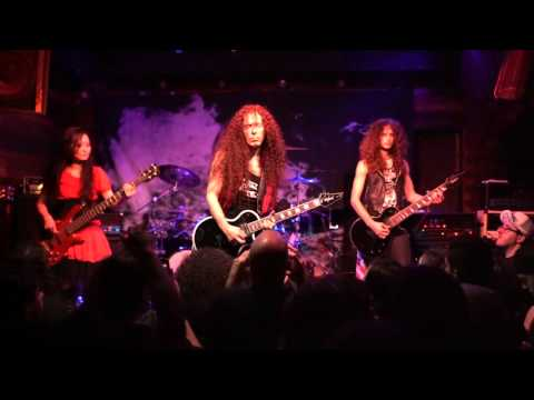 Marty Friedman - Undertow (Live at Backbooth, Orlando 02/18/2016)