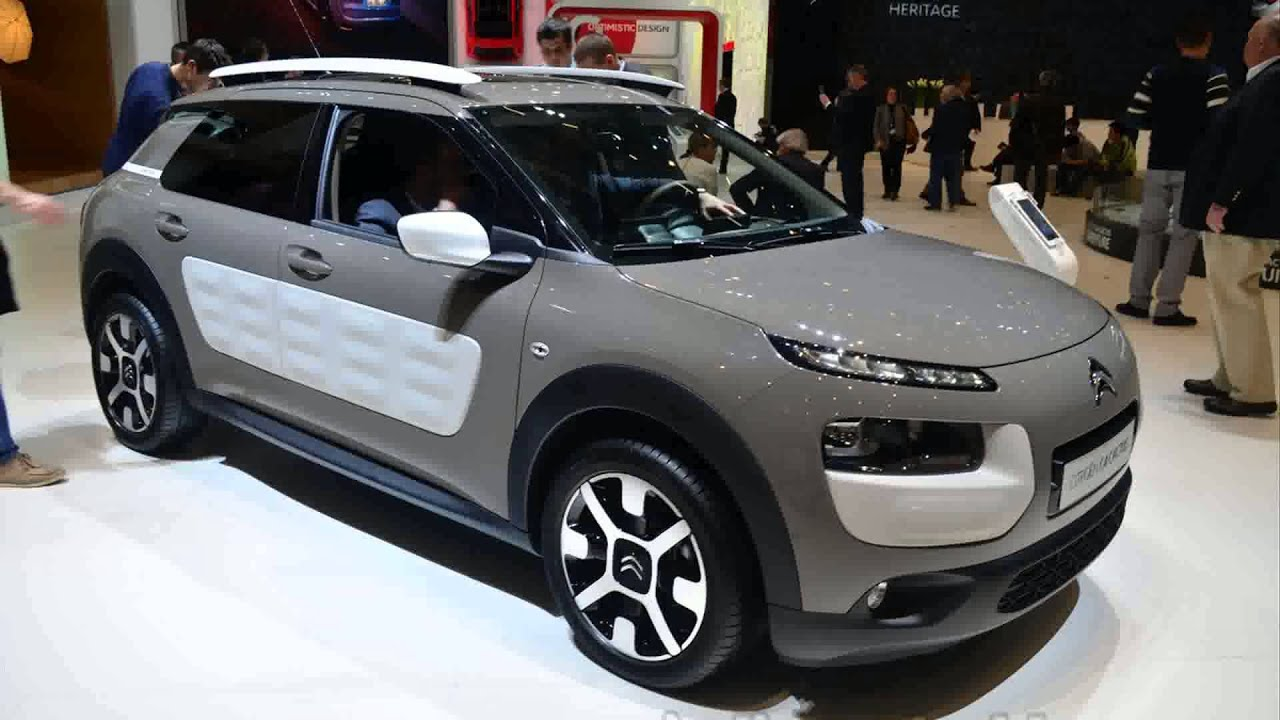 2014 citroen c4 cactus concept youtube. Black Bedroom Furniture Sets. Home Design Ideas