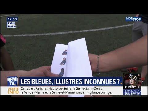 Football: connaissez-vous les noms des joueuses de l'équipe de France ?