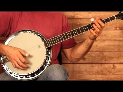 """Mumford and Sons """"Hopeless Wanderer"""" Banjo Lesson (With Tab)"""