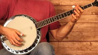 """Mumford and Sons """"Hopeless Wanderer"""" Banjo Lesson (With Tab) - Stafaband"""