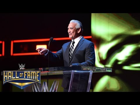 Ricky Steamboat gets cagey about Rick Rude: WWE Hall of Fame 2017 (WWE Network Exclusive)