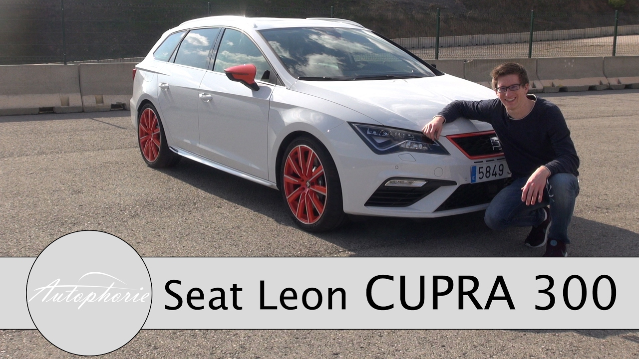 seat leon cupra 300 test leon st cupra 4drive vs cupra 5. Black Bedroom Furniture Sets. Home Design Ideas