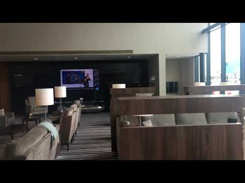 Inside the Signature private jet lounge at London Luton Airport