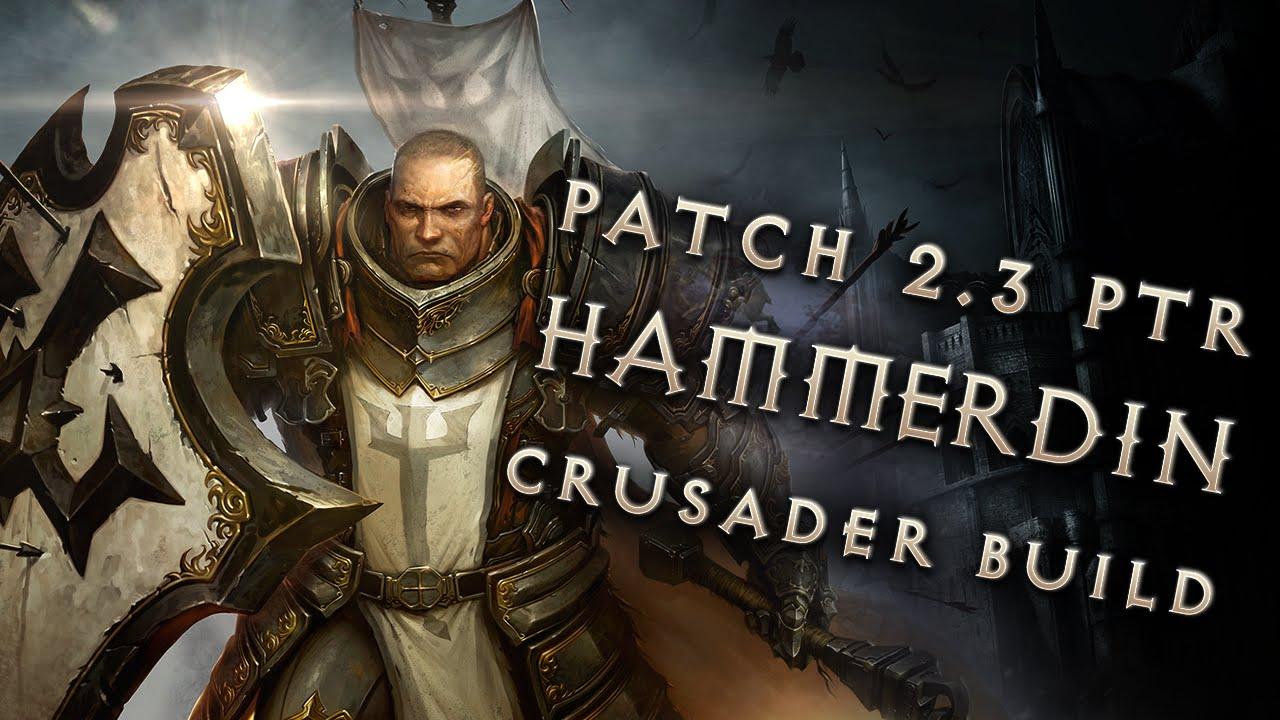 Hammerdin Crusader Build Diablo