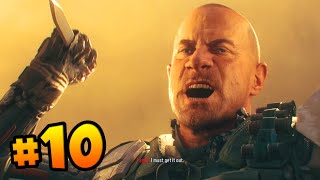 Call of Duty BLACK OPS 3 Walkthrough (Part 10) - Campaign Mission 10