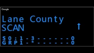 Live police scanner traffic from Douglas county, Oregon.  10/17/2018  8:00 am
