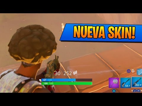 NUEVA SUPER-SKIN!! FORTNITE: Battle Royale