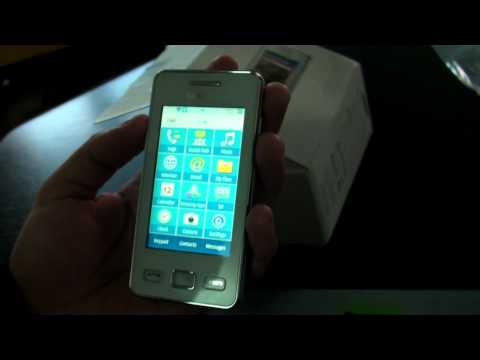 Samsung S5260 Star II review HD ( in Romana ) - www.TelefonulTau.eu -