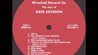 David Arvedon - Trying To Get A Suntan (Mighty Mouth Music) The Best Of (MMM-010)