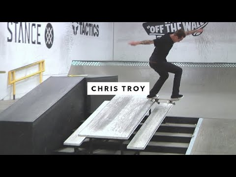 TWS Park: Chris Troy | TransWorld SKATEboarding