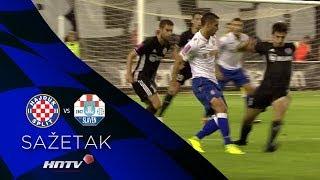 HNTV sažetak: HAJDUK vs SLAVEN BELUPO 1:0 (5.kolo, HT Prva liga 17/18)