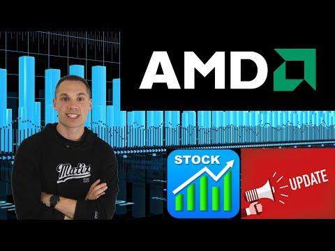 AMD Stock Update!! May 2017 (AWOF)