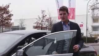 Langstreckentest: BMW 520d Limousine auf der Autobahn