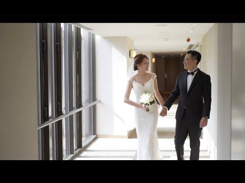 美式婚禮 | 快剪快播SDE | 婚禮錄影@北投麗禧酒店 - 華彥&穎涵