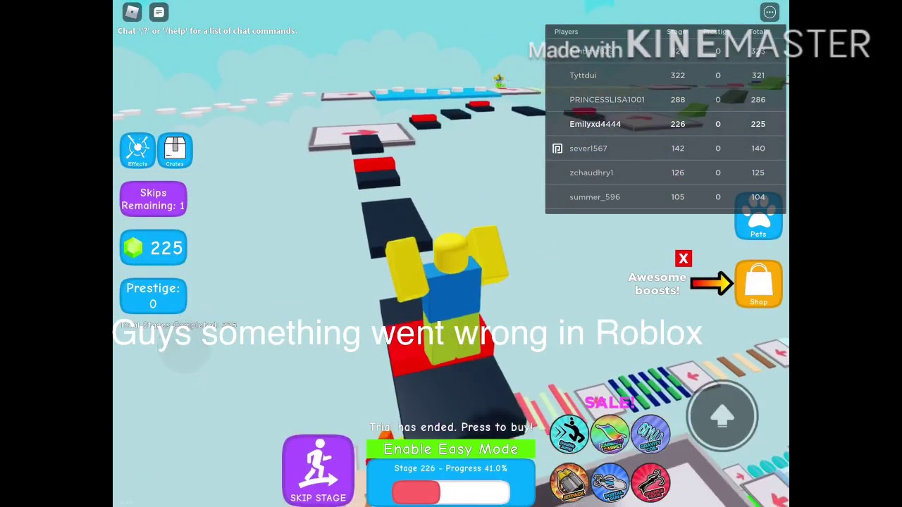 Roblox Something Went Wrong Something Went Wrong In Roblox Music Confused Youtube