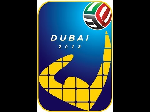 Iran vs Lebanon - Asian Volleyball Championship QF2
