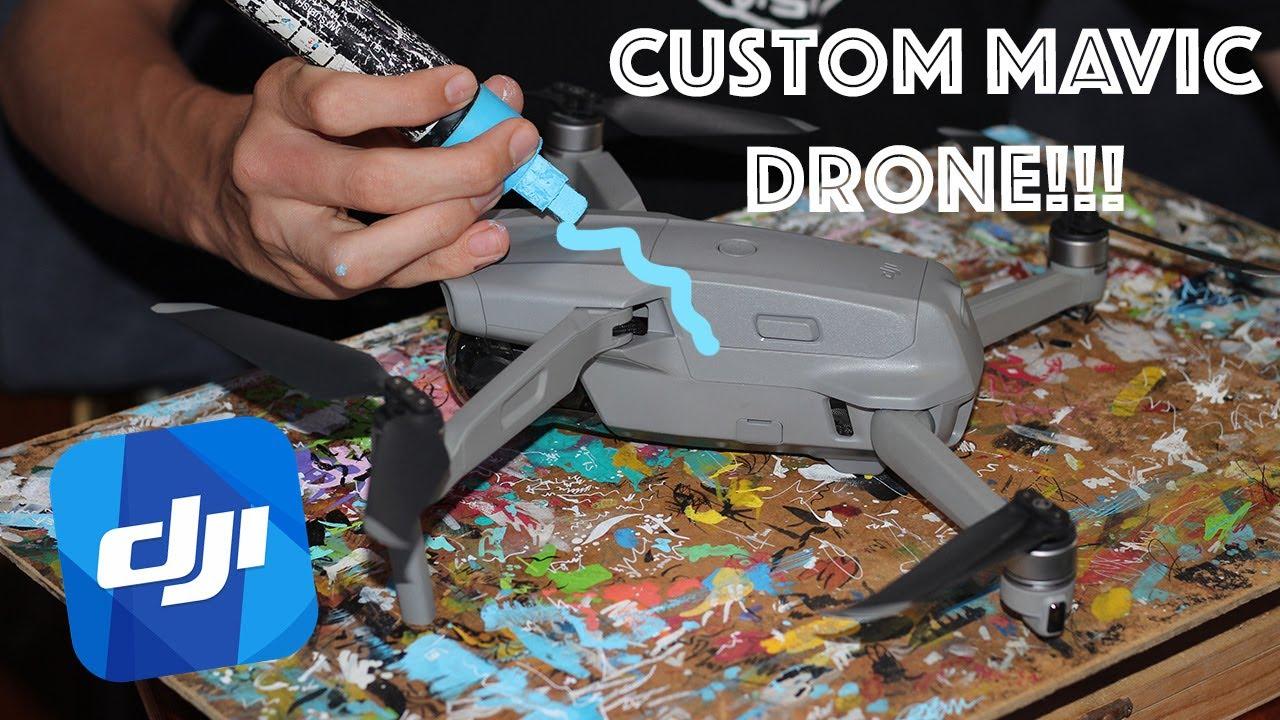 Customizing our NEW DJI DRONE (Sailing Catalpa)
