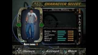 Gravity Games Bike: Street Vert Dirt (PS2 Gameplay)