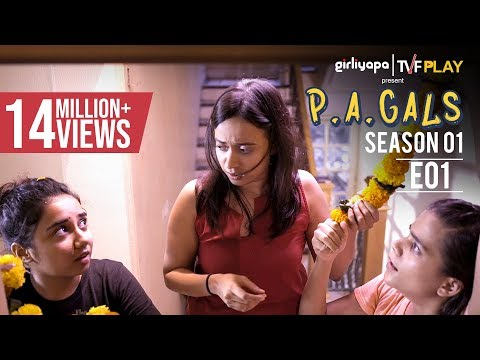 P.A.Gals E01 | Diwali Away From Home || Girliyapa Originals