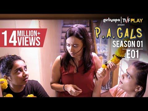 PA-Gals E01 | Diwali Away From Home || Girliyapa Originals