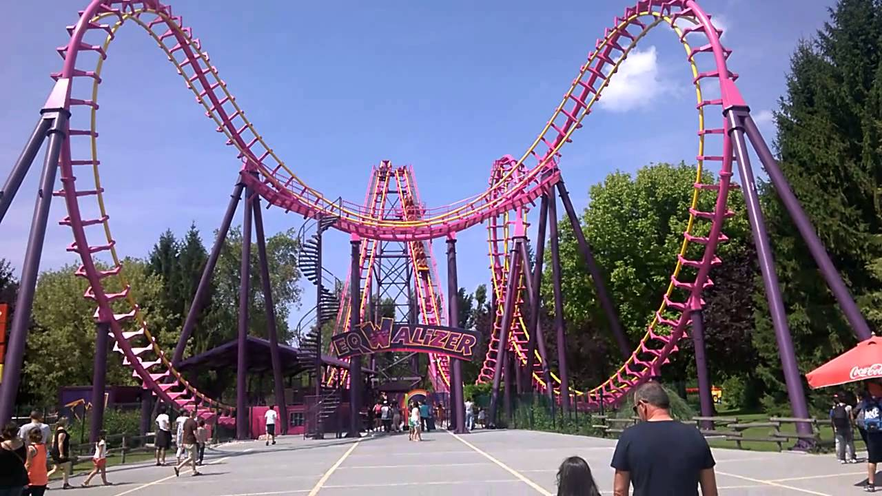 parc attraction le pal