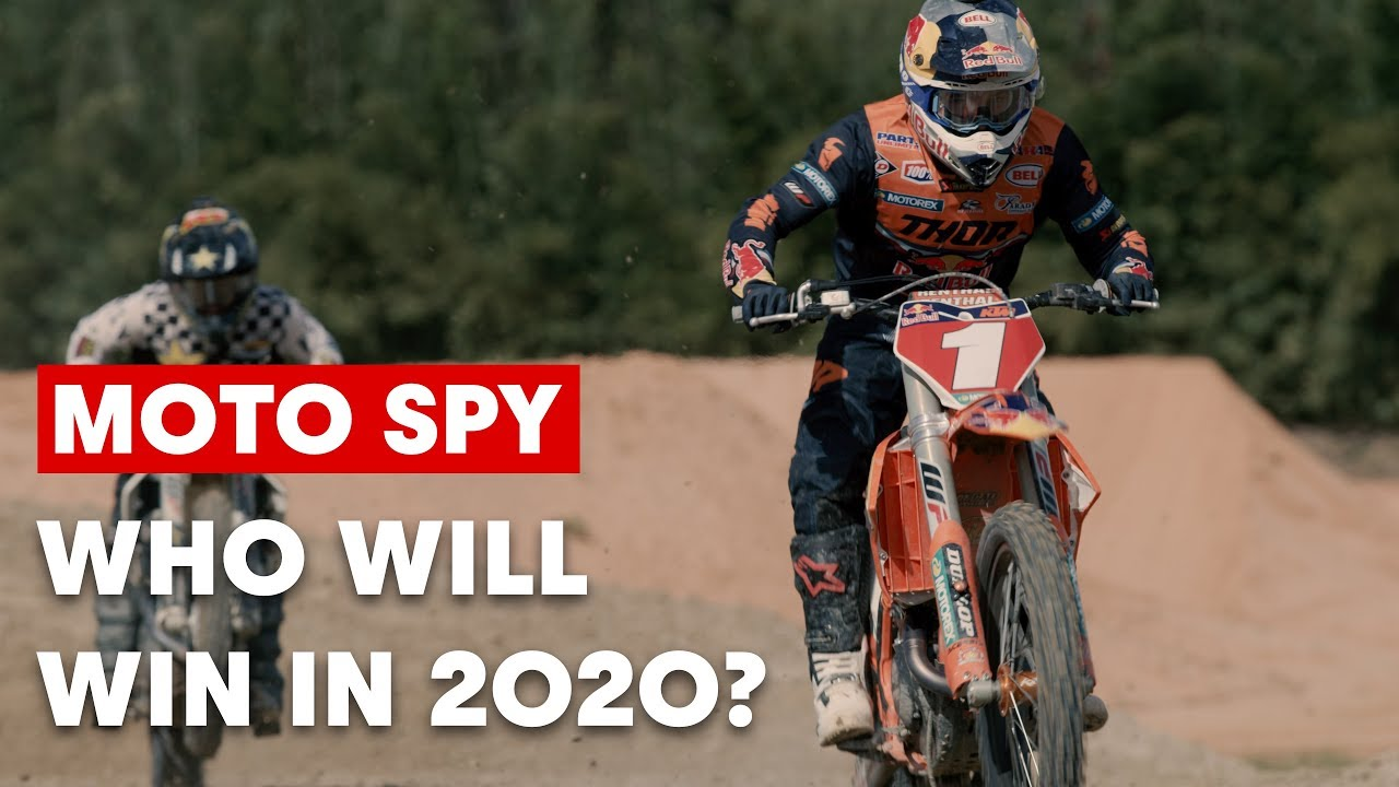 Download Can Cooper Webb Repeat in 2020? | Moto Spy Supercross S4E1