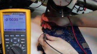 105 Диагностика и ремонт ноутбука Samsung NP300E5A, замена входного ключа - Mosfet.(https://goo.gl/FWpf2u Схемы на ноутбуки - https://yadi.sk/d/NjaM201lmmbER Канал дочки - https://www.youtube.com/watch?v=qB-wiG3-uDk диагностика и ..., 2016-02-16T03:06:07.000Z)