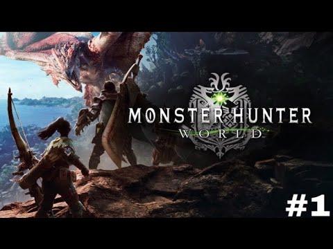MONSTER HUNTER WORLD!!! #1 thumbnail
