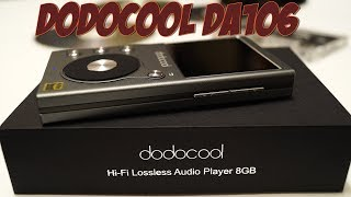 Dodocool Hi-Fi Music Player DA106 - отличный плеер без вреда кошельку