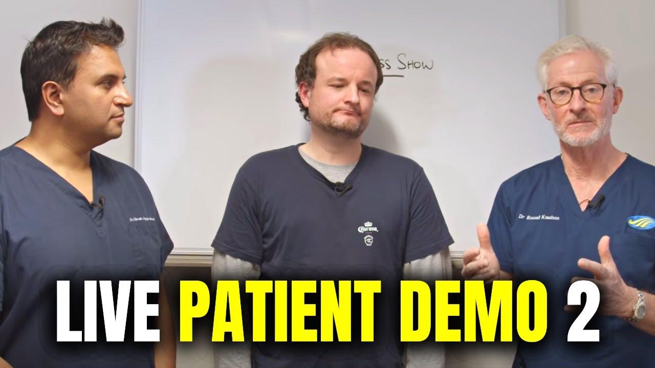 Live Patient Demonstration 2