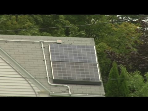 Regulations putting a limit on solar projects in Massachusetts