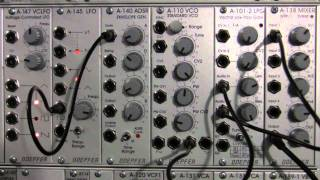 Doepfer A140 ADSR Envelope Generator Part One-Introduction