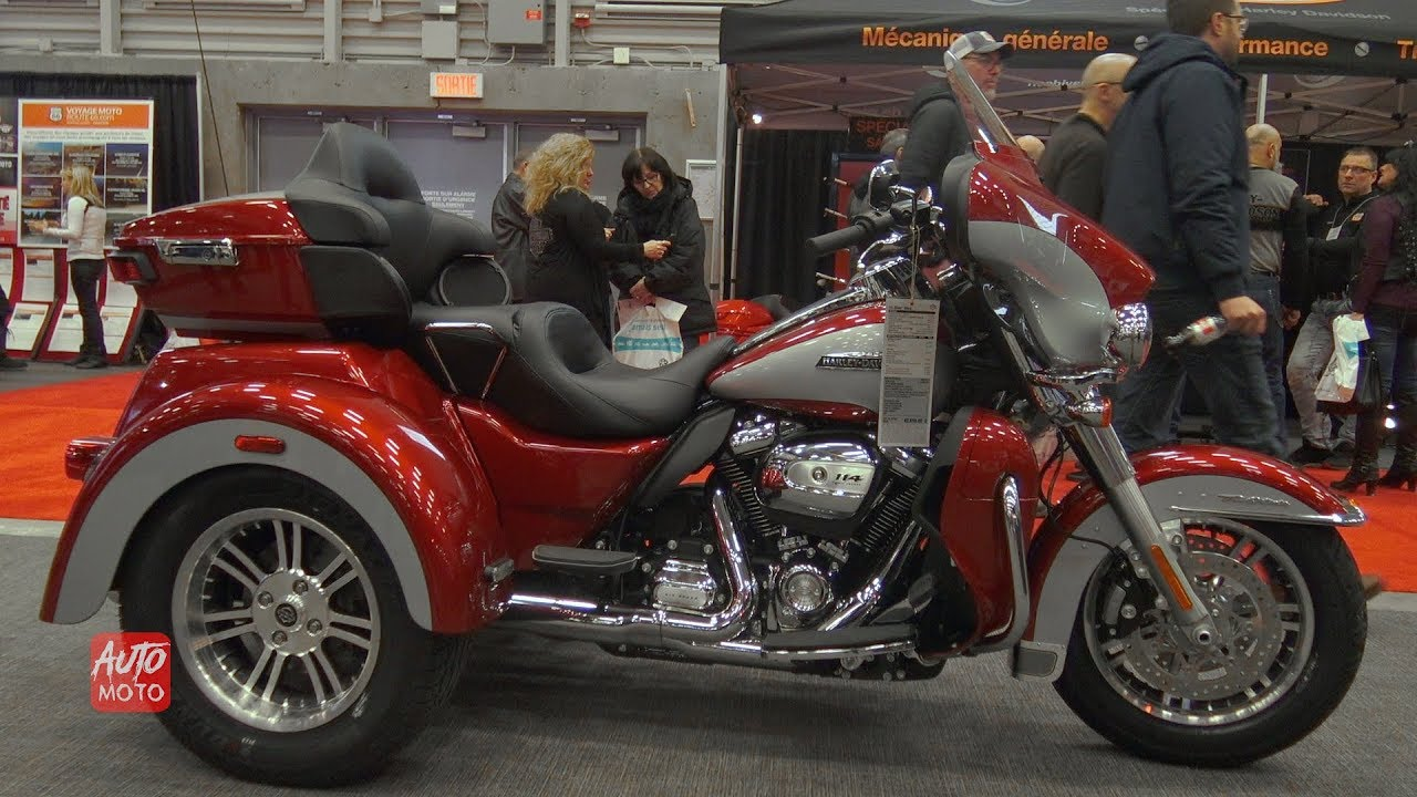 2017 Harley Davidson Tri Glide Ultra Review: 2019 Harley Davidson Tri Glide Ultra
