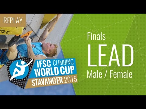 IFSC Lead World Cup Stavanger