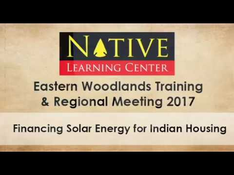 Financing Solar Energy for Indian Housing
