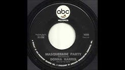 Donna Harris - Masquerade Party