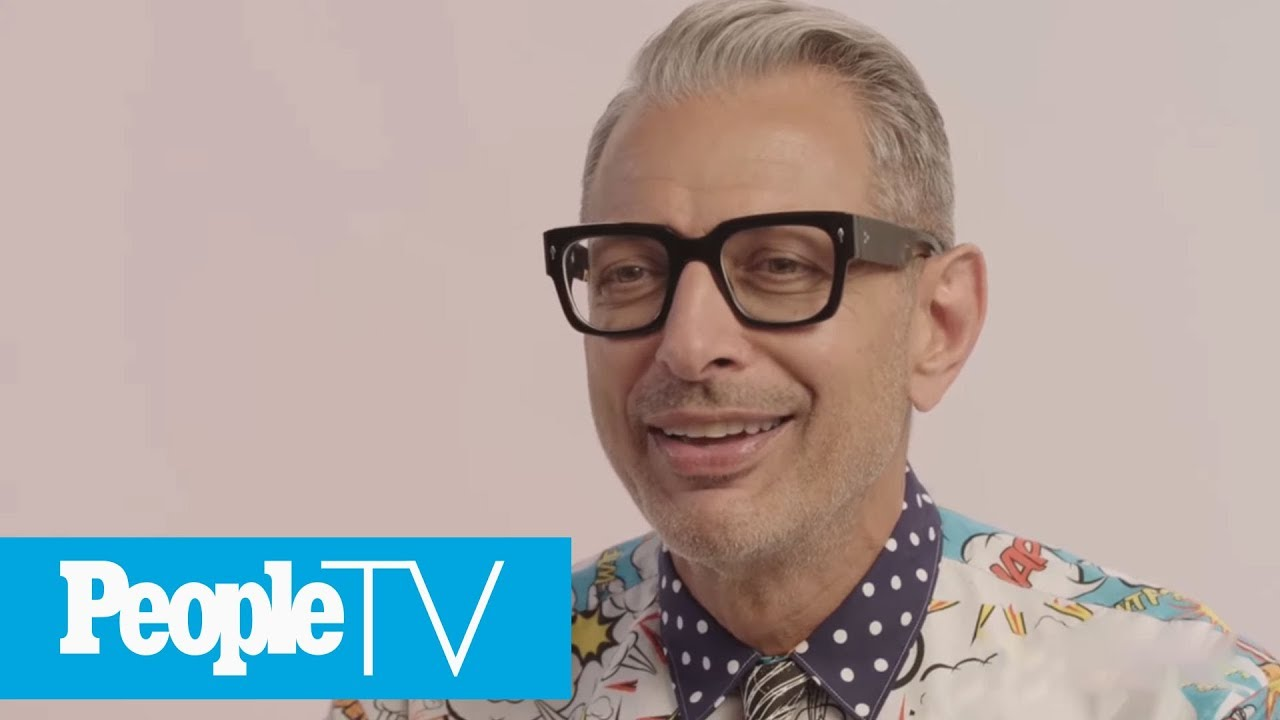 Jeff Goldblum Addresses His Involvement In 'Thor: Love & Thunder' | PeopleTV
