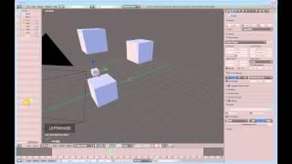 Уроки по Blender. Урок 1-2. Интерфейс. Tutorial 1-2. Interface.