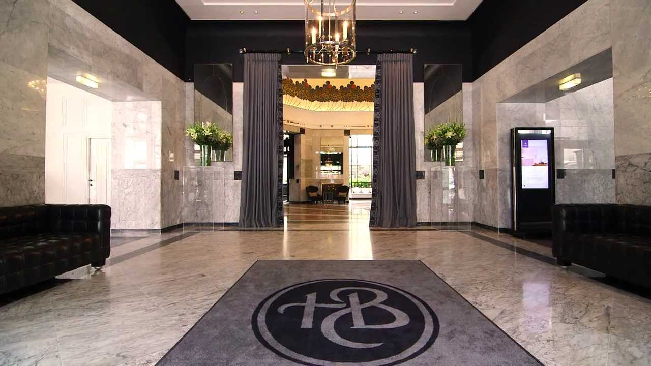 History And Contemporary Luxury Welcome To The Hotel Bristol In Warsaw You