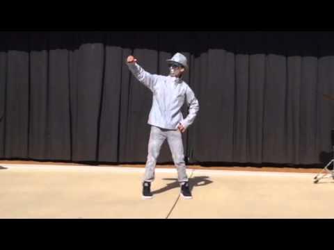 13 year old Incredible Robot Dance