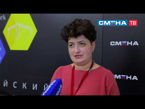 Интервью со старшим преподавателем МГПУ Викторией Томсон в ВДЦ «Смена»