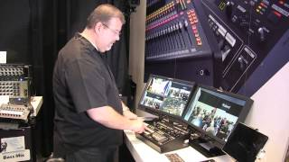 Roland V-40HD Multi-Format Live Video Switcher - Review