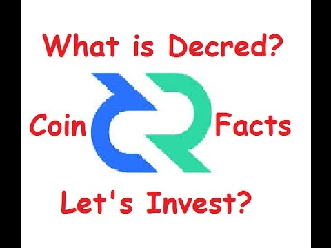 What is Decred?   Facts, Features, Function of Decred Cryptocurrency Coin