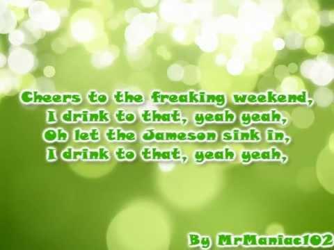 Rihanna-Cheers Lyrics